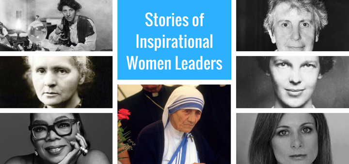 Inspirational Women and their Stories
